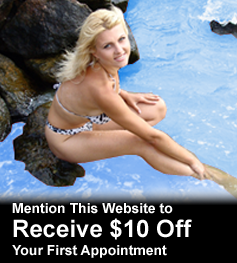 Receive $10 Off Your First Appointment